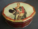 Royalty  Edward VIII Tin Box  England