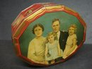 Royalty  Royal Family Tin Box  England