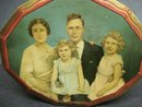 Royalty  Royal Family Tin Box  England