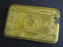 Princess Mary Christmas Box  Royalty 1914