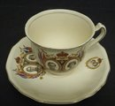 Royalty 1939 Teacup & Saucer Royal Visit