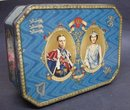 Royalty Box King George VI-Queen Elizabeth