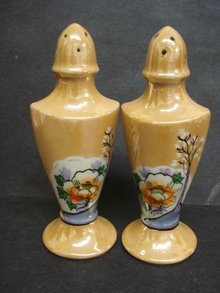 Noritake Salt & Pepper Shakers