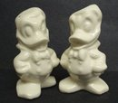 Walt Disney Donald Duck Salt Pepper Set