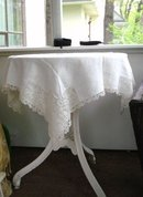 Victorian Tablecloth Lace
