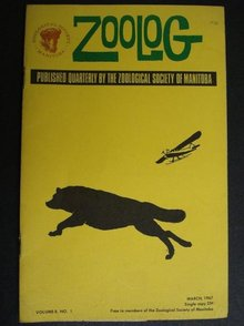 1967 ZOOLOG - Zoological Society Book