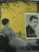 MY BUDDY Sheet Music 1922