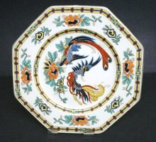 Old Wedgwood Plate Imperial Porcelain
