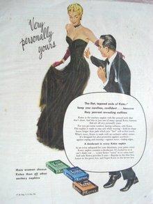 MAGAZINE ADVERTISEMENT 1946