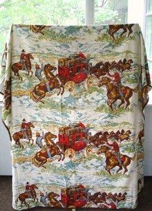 Western Style Bedspread