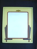 Deco Photo Frame - Reverse Painted - RAF