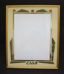 Deco Photo Frame - Reverse Painted