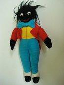Rare Merrythought GOLLIWOG Doll England