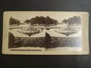 Stereoview Card Early 1900's Versailles France