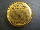 Antique Round Tin