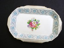 Royal Albert Tray Deco - Fragrance Art Deco