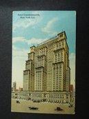 Photo Postcard Hotel Commonwealth New York
