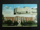 Unique LINEN POSTCARD HOSPITAL OF BIG SPRING TEXAS