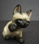 Fantastic Siamese Kitten Figurine