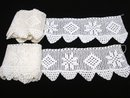 2 PIECES OF LOVELY LACE TRIM