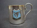 SILVER PLATED CUP - IRELAND - MINIATURE