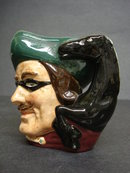 ROYAL DOULTON FIGURINE D6535 DICK TURPIN