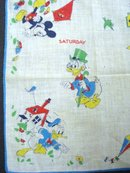 Disney Children's Handkerchief Hankie