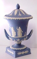 Superb Classic Wedgwood Jasperware Large URN