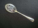 Lovely Silver Serving Spoon   Plated   England