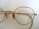 Precious ANTIQUE GOLD FILLED EYEGLASSES