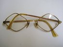 ELEGANT VINTAGE EYEGLASSES - GOLD FILLED