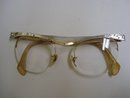 Great 1950's Style RHINESTONE EYEGLASSES