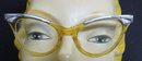 EYEGLASSES - ART DECO CATS EYE STYLE