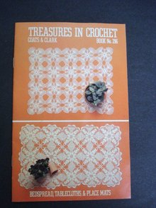 TREASURES IN CROCHET by Coats & Clarks