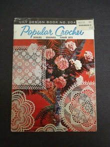 Wonderful Crochet Book Lily Design