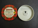 SCOTCH TAPE TIN Vintage Scotch Tape Tin