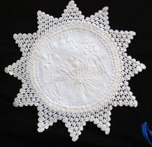 Antique Doily One-Of-The-Kind