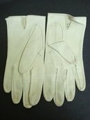 Antique LEATHER GLOVES - FRANCE