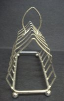 English TOAST RACK Art Deco Style