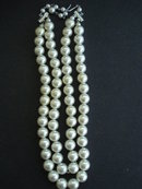 DOUBLE STRAND BEADS