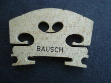 VIOLIN BAUSCH BRIDGE