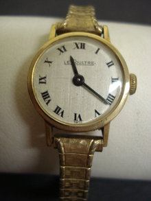 Ladies Wristwatch Le Coultre