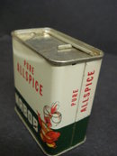 SPICE TIN by NABOB ALLSPICE
