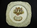 1939 Royalty Plate by H & K Tunstall