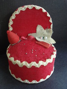 Vintage Figural PIN CUSHION