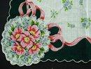 Stunning Vintage Hanky Handkerchief