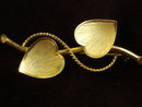 Unusual Sterling Brooch by Bond Boyd Gold Filled