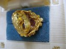 Vintage Ladies Ring Cameo