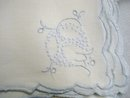 Madeira Embroidered Napkins Set of six
