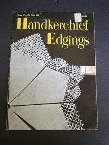 Handkerchief Edgings Book